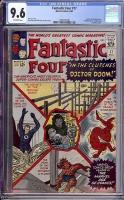 Fantastic Four #17 CGC 9.6 ow