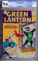 Green Lantern #23 CGC 9.6 ow/w
