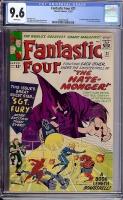 Fantastic Four #21 CGC 9.6 w