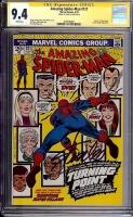 Amazing Spider-Man #121 CGC 9.4 w CGC Signature SERIES