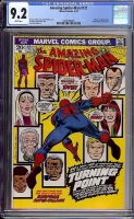 Amazing Spider-Man #121 CGC 9.2 w