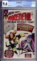 Daredevil #6 CGC 9.6 ow/w