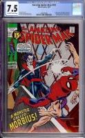 Amazing Spider-Man #101 CGC 7.5 ow/w
