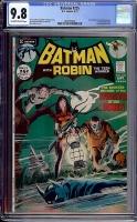Batman #235 CGC 9.8 ow/w