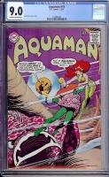 Aquaman #19 CGC 9.0 ow/w