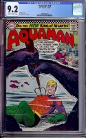 Aquaman #28 CGC 9.2 ow/w