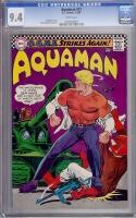 Aquaman #31 CGC 9.4 w Bogota