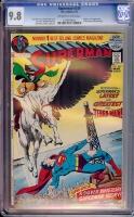 Superman #249 CGC 9.8 ow/w