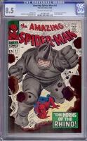 Amazing Spider-Man #41 CGC 8.5 ow/w