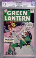 Green Lantern #2 CGC 7.5 cr/ow