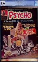 Psycho #23 CGC 9.6 w