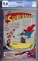 Superman #154 CGC 9.4 ow