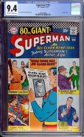 Superman #197 CGC 9.4 ow/w