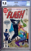 Flash #299 CGC 9.8 w Rocky Mountain