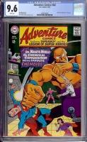Adventure Comics #362 CGC 9.6 w