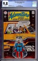 Adventure Comics #379 CGC 9.8 w