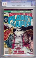 Adventures on the Planet of the Apes #11 CGC 9.6 w Don Rosa Collection
