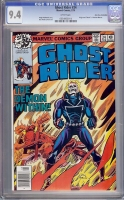 Ghost Rider #34 CGC 9.4 w Don Rosa Collection