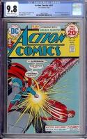 Action Comics #441 CGC 9.8 w