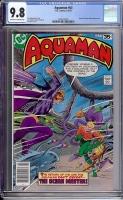 Aquaman #63 CGC 9.8 ow/w
