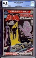 Brave and the Bold #98 CGC 9.8 ow/w