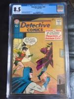 Detective Comics #283 CGC 8.5 ow/w