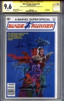 Marvel Super Special #22 CGC 9.6 n/a CGC Signature SERIES