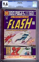 Flash #232 CGC 9.6 w