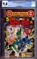5 Star Super-Hero Spectacular #1 CGC 9.8 w