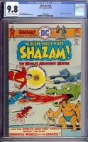 Shazam #20 CGC 9.8 ow/w