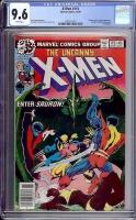 X-Men #115 CGC 9.6 w