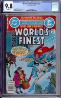 World's Finest Comics #257 CGC 9.8 w