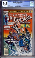 Amazing Spider-Man #171 CGC 9.8 w