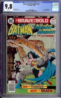 Brave and the Bold #131 CGC 9.8 w
