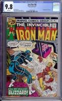 Iron Man #86 CGC 9.8 w