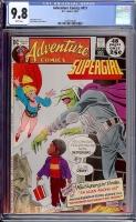 Adventure Comics #411 CGC 9.8 w
