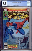 Amazing Spider-Man #200 CGC 9.8 ow/w