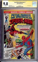 Spectacular Spider-Man #1 CGC 9.8 w