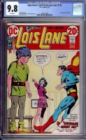 Superman's Girlfriend Lois Lane #131 CGC 9.8 w