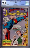 Superman's Pal Jimmy Olsen #109 CGC 9.8 ow/w