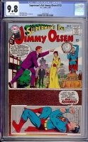 Superman's Pal Jimmy Olsen #112 CGC 9.8 w