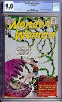 Wonder Woman #128 CGC 9.0 w