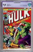Incredible Hulk #181 CBCS 9.8 w