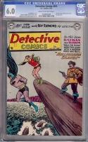 Detective Comics #202 CGC 6.0 cr/ow
