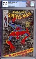 Amazing Spider-Man #100 CGC 7.0 w