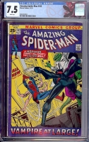 Amazing Spider-Man #102 CGC 7.5 w