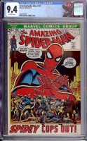 Amazing Spider-Man #112 CGC 9.4 ow