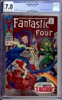 Fantastic Four #65 CGC 7.0 ow/w