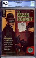 Green Hornet #1 CGC 9.2 ow