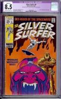 Silver Surfer #6 CGC 8.5 ow/w